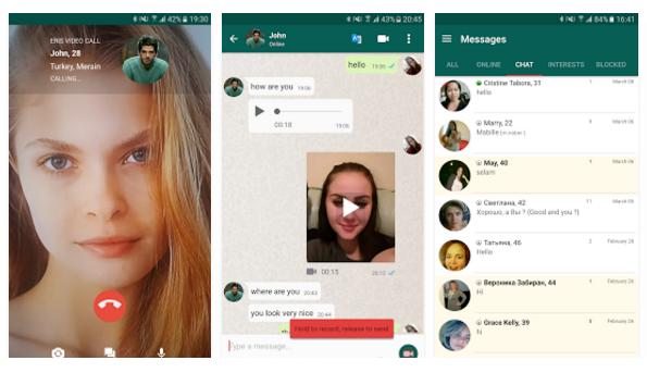 Sohbet Eris Ücretsiz Sohbet Chat & Arkadaşlık Uygulaması